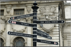 London directions