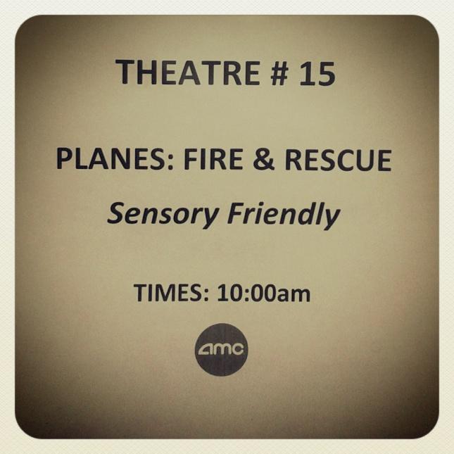 Planes movie pic sensory
